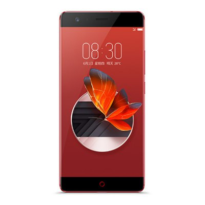 gearbest ZTE Nubia Z17 Snapdragon 835 RED(レッド)