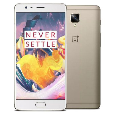 gearbest OnePlus 3T Snapdragon 821 GOLDEN(ゴールデン)