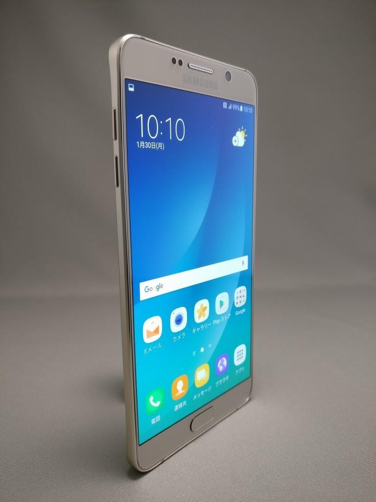 Galaxy Note 5 表面 5