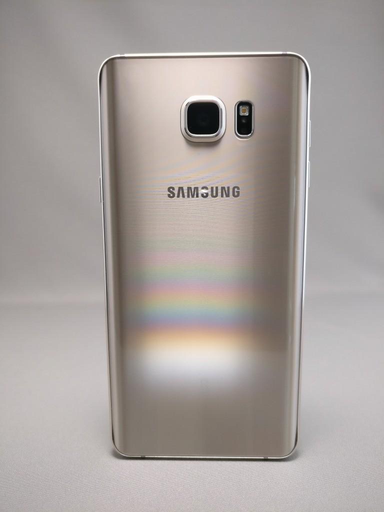 Galaxy Note 5 裏 6