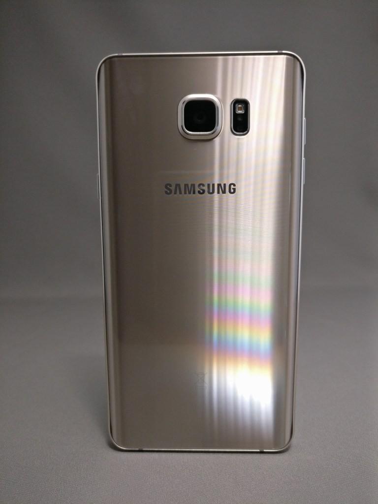 Galaxy Note 5 裏 8
