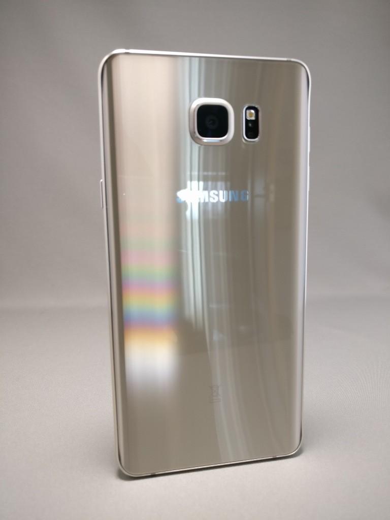 Galaxy Note 5 裏面 9
