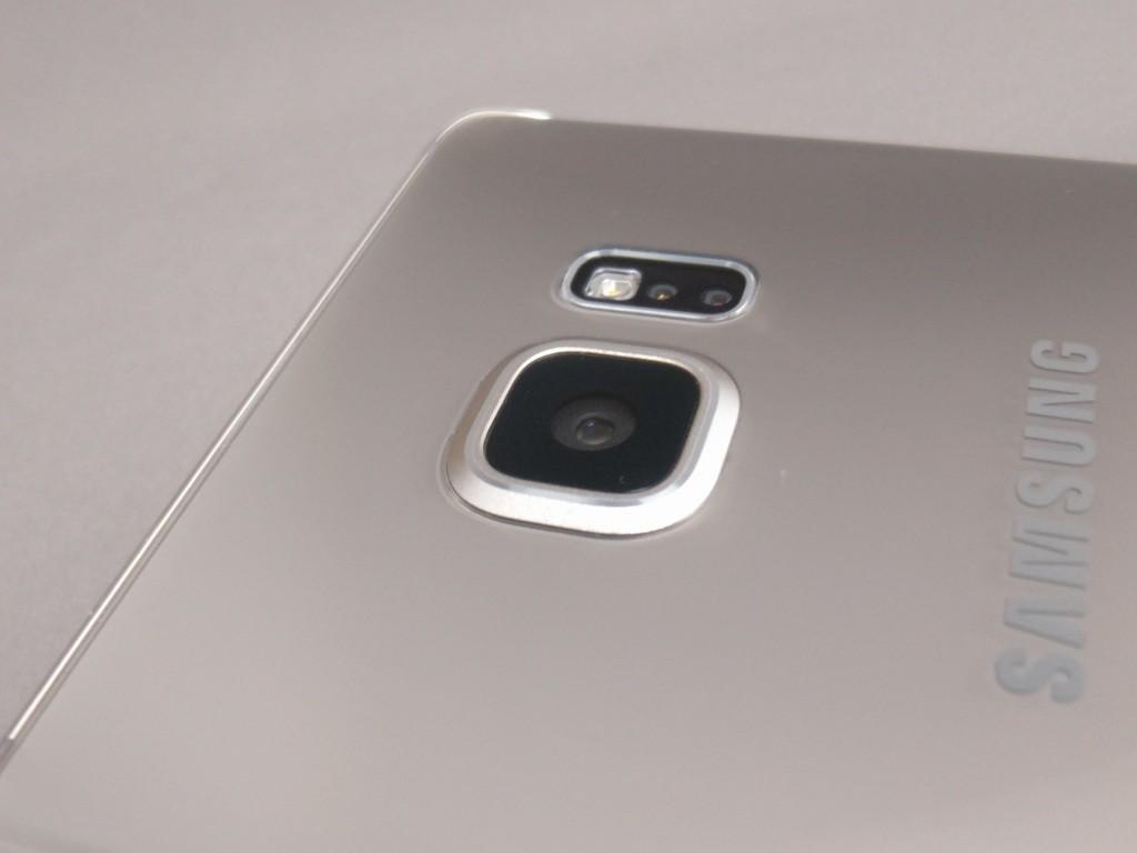 Galaxy Note 5 カメラ