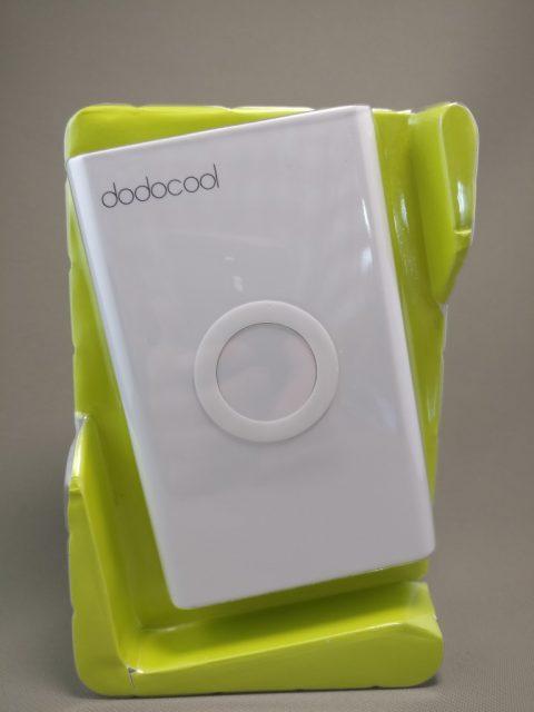 dodocool Qi モバイルバッテリー 開封 化粧箱 出す