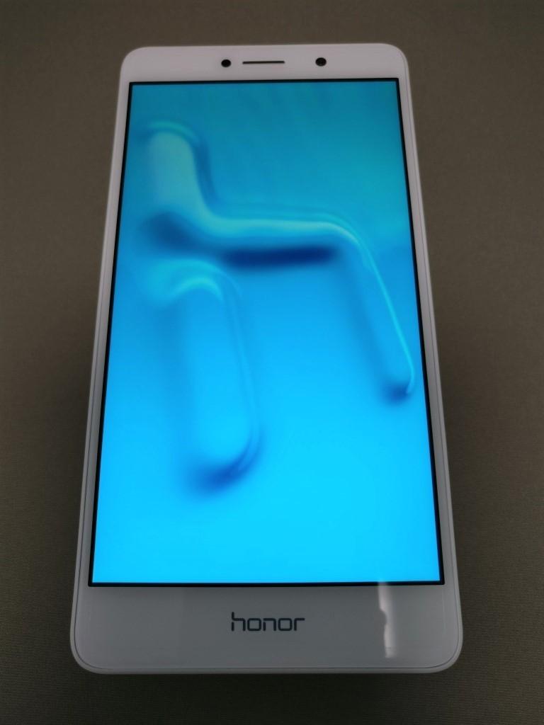 Huawei Honor 6X 起動 2