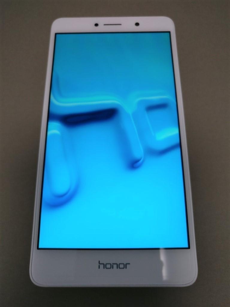 Huawei Honor 6X 起動 3