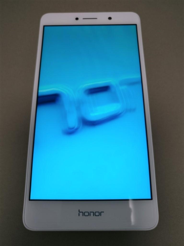 Huawei Honor 6X 起動 4