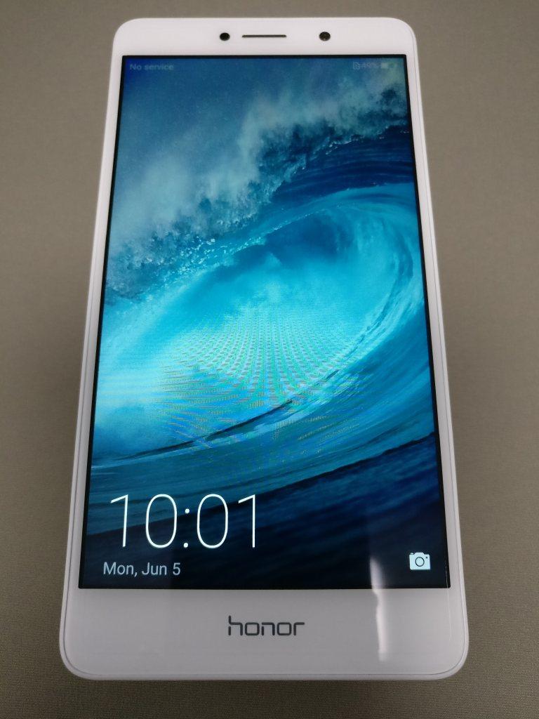 Huawei Honor 6X 起動 6