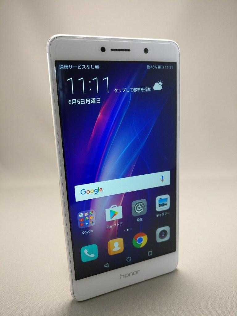 Huawei Honor 6X 表 6