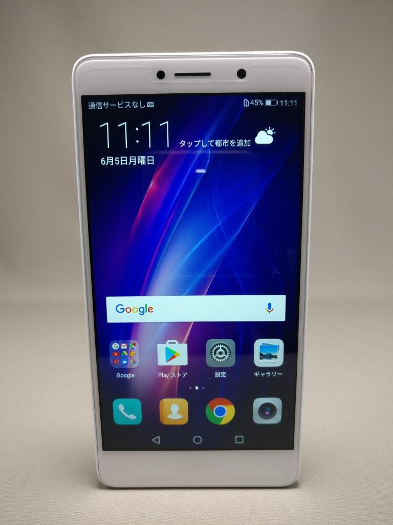 Huawei Honor 6X 表 7