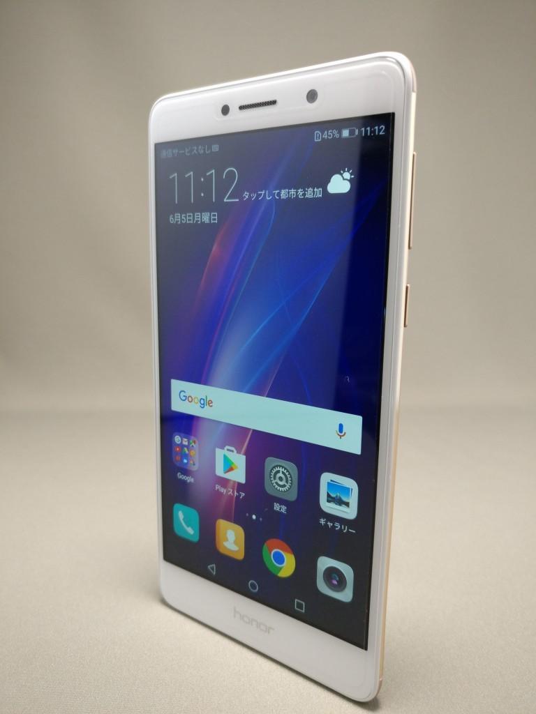 Huawei Honor 6X 表 10
