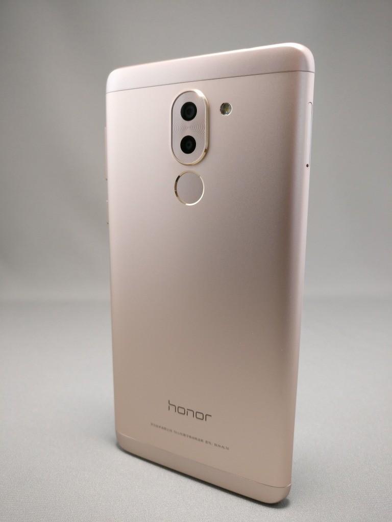 Huawei Honor 6X 裏面 4