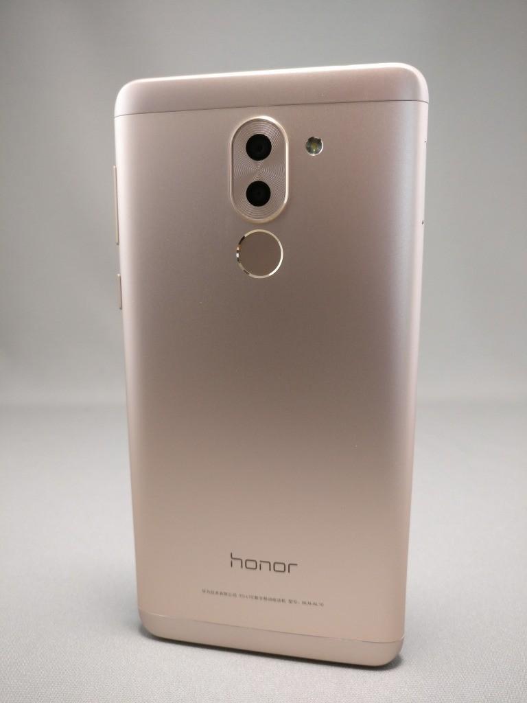 Huawei Honor 6X 裏面 5