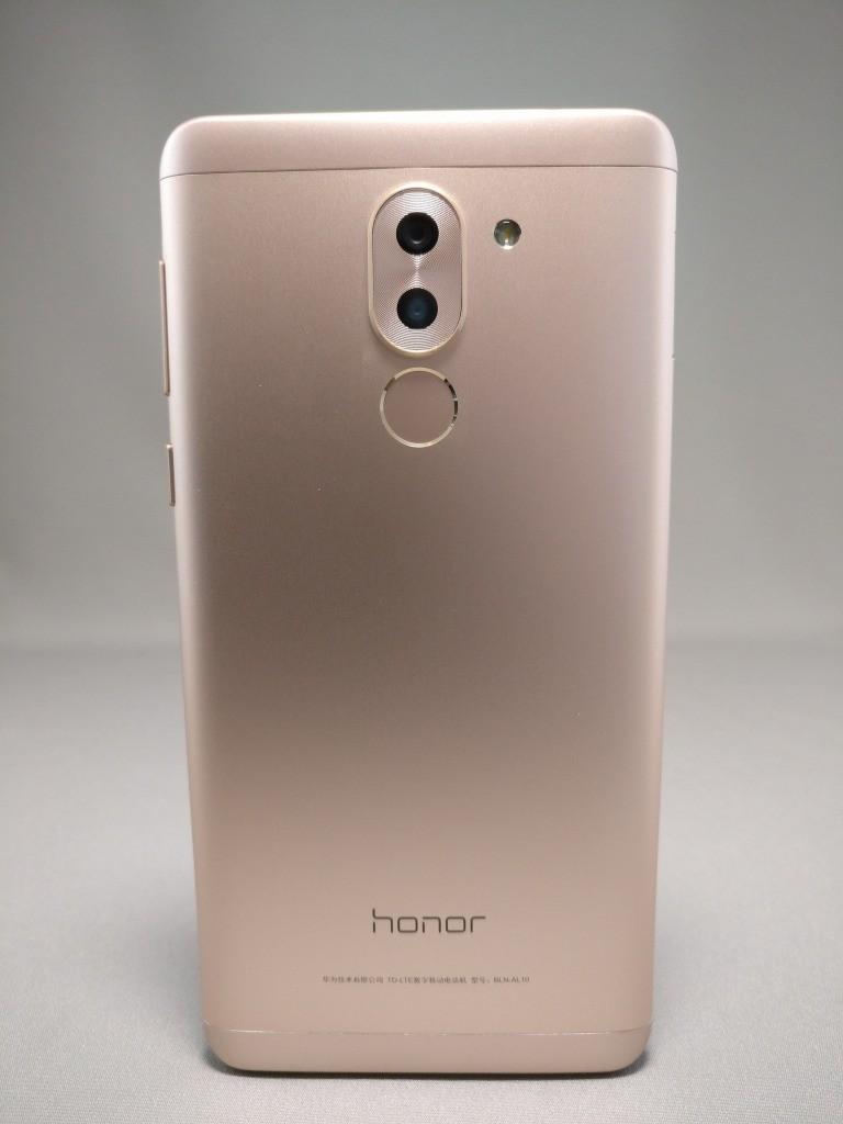 Huawei Honor 6X 裏 正面 2