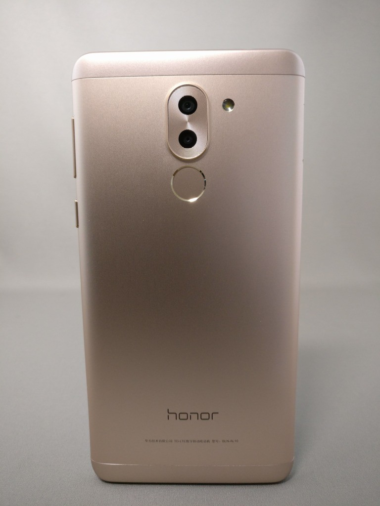 Huawei Honor 6X 裏 正面 4