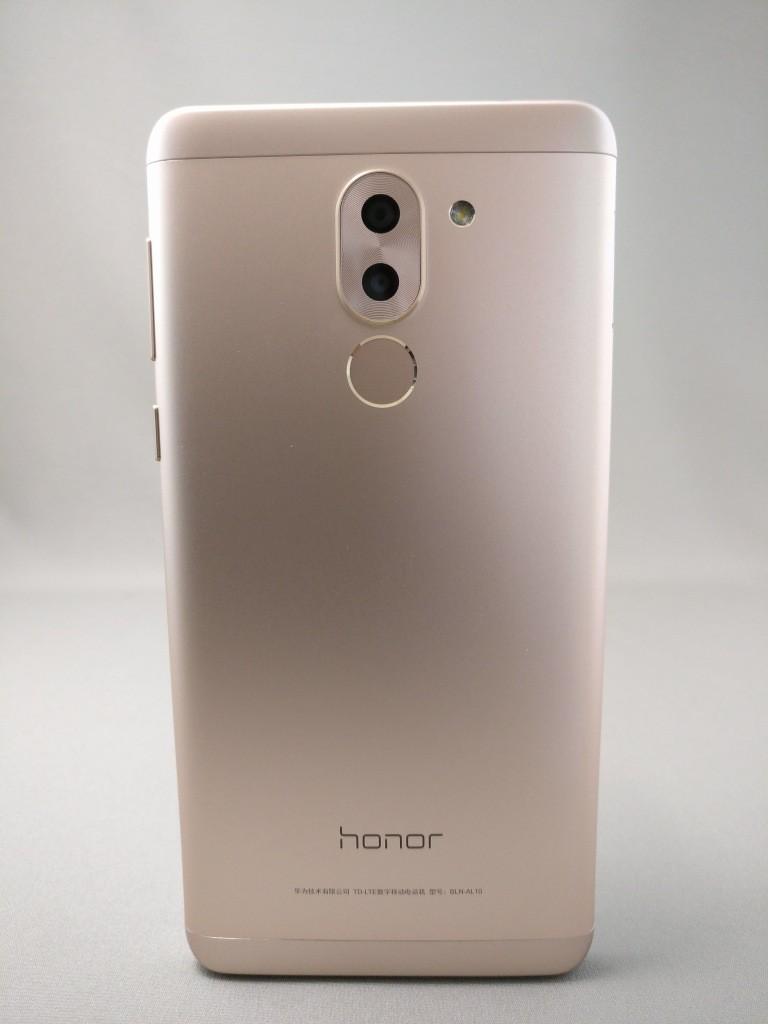 Huawei Honor 6X 裏 正面 7