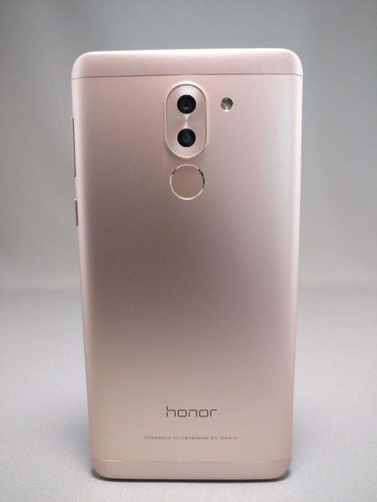 Huawei Honor 6X 裏 正面 10