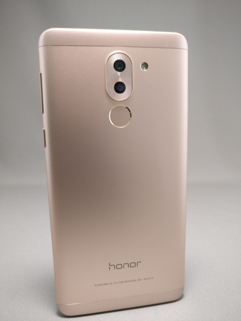 Huawei Honor 6X 裏面 7