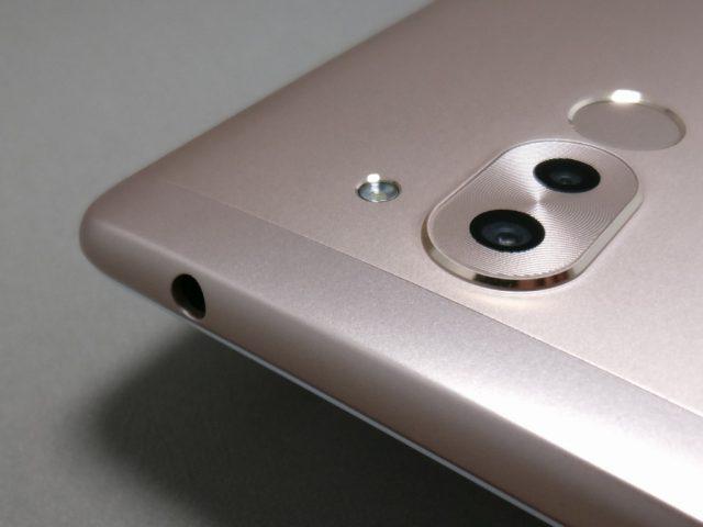 Huawei Honor 6X デュアルレンズ