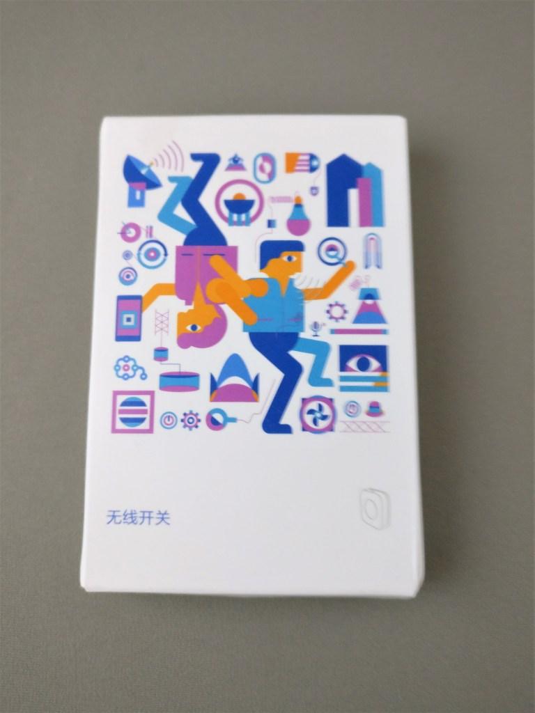 Xiaomi aqara スイッチ 表