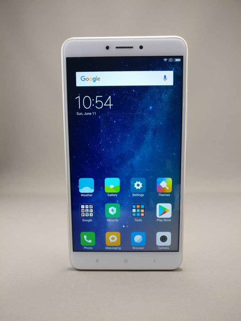 Xiaomi Mi Max 2 表面 6