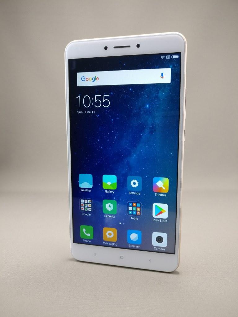 Xiaomi Mi Max 2 表面 7