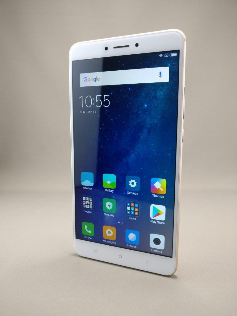 Xiaomi Mi Max 2 表面 8