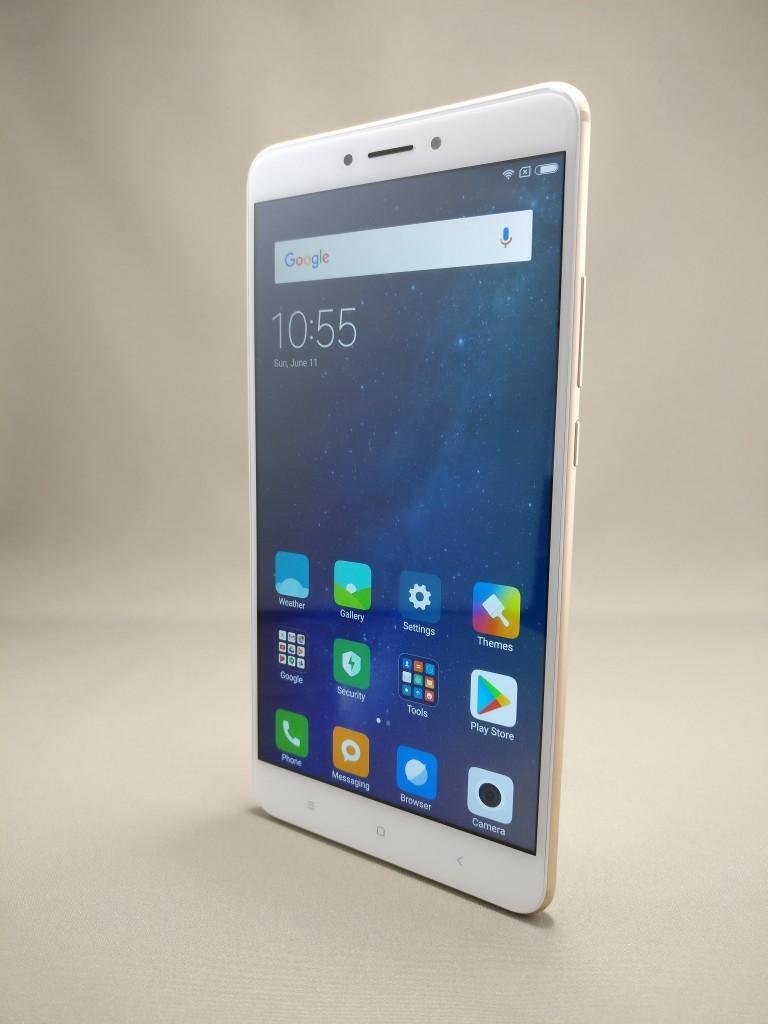 Xiaomi Mi Max 2 表面 9
