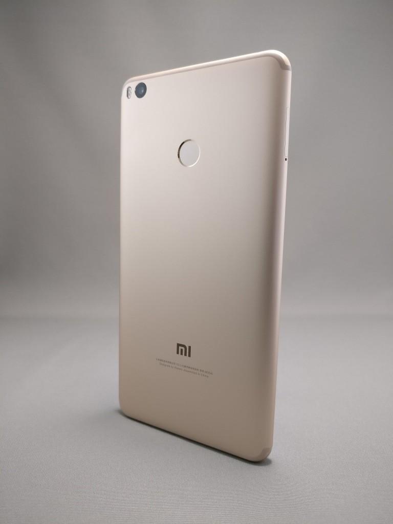 Xiaomi Mi Max 2 裏面 10