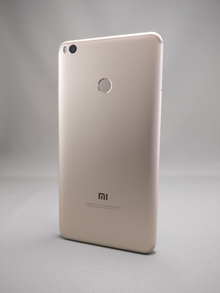 Xiaomi Mi Max 2 裏面 9