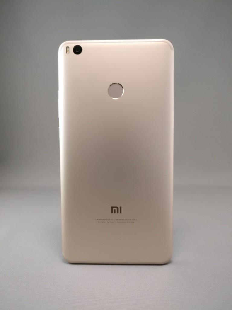 Xiaomi Mi Max 2 裏面 8
