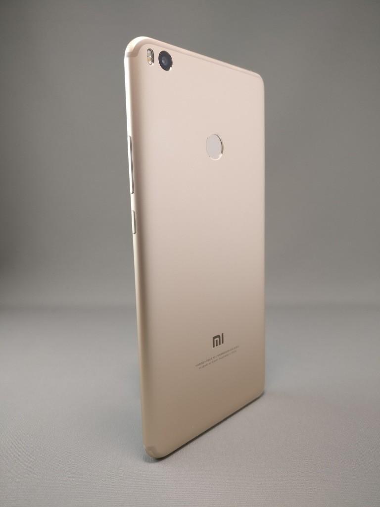 Xiaomi Mi Max 2 裏面 4