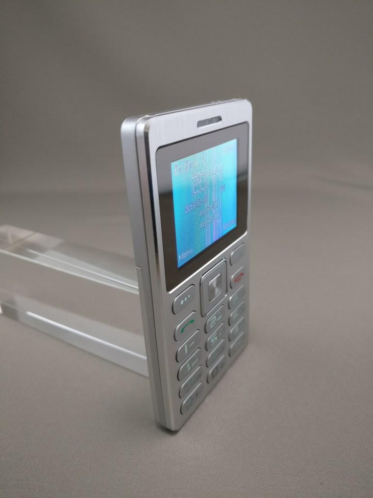 SATREND A10 GSM ミニカードフォン 表2