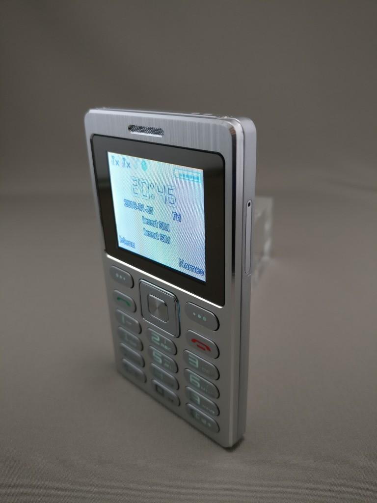 SATREND A10 GSM ミニカードフォン 表8
