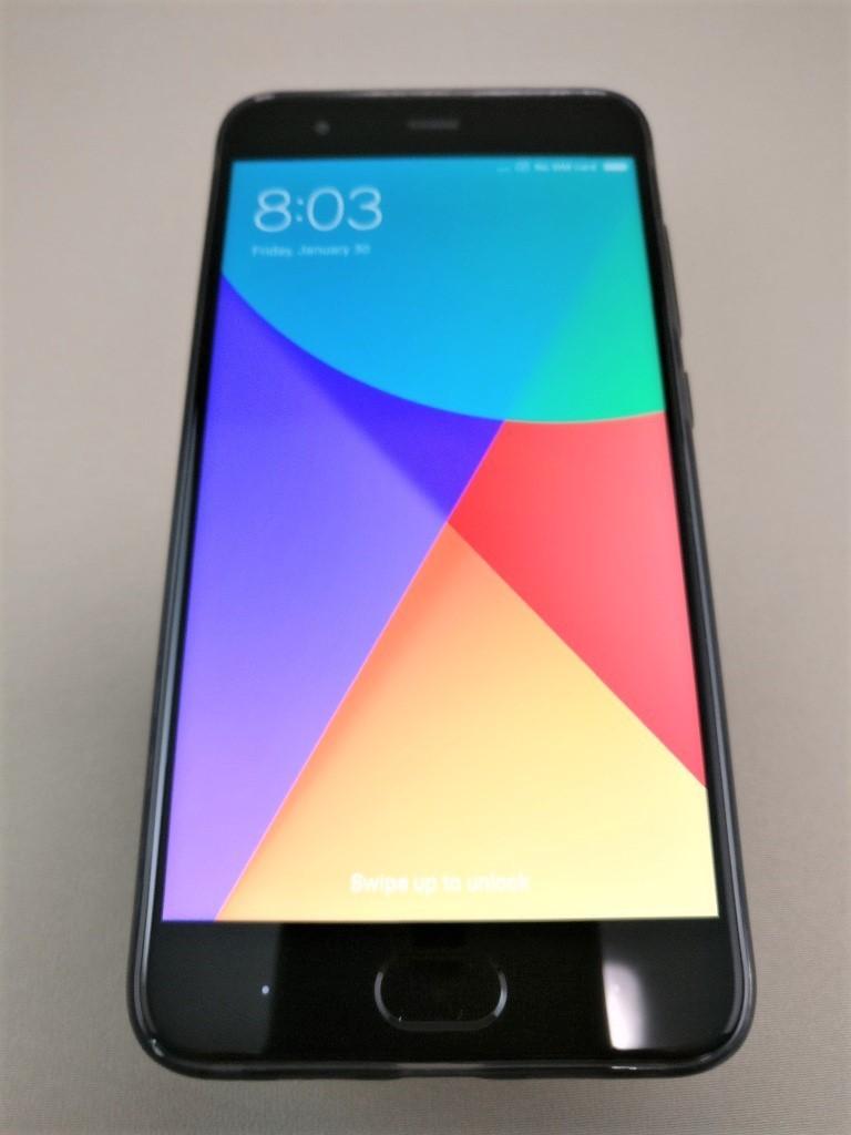Xiaomi Mi6 起動3
