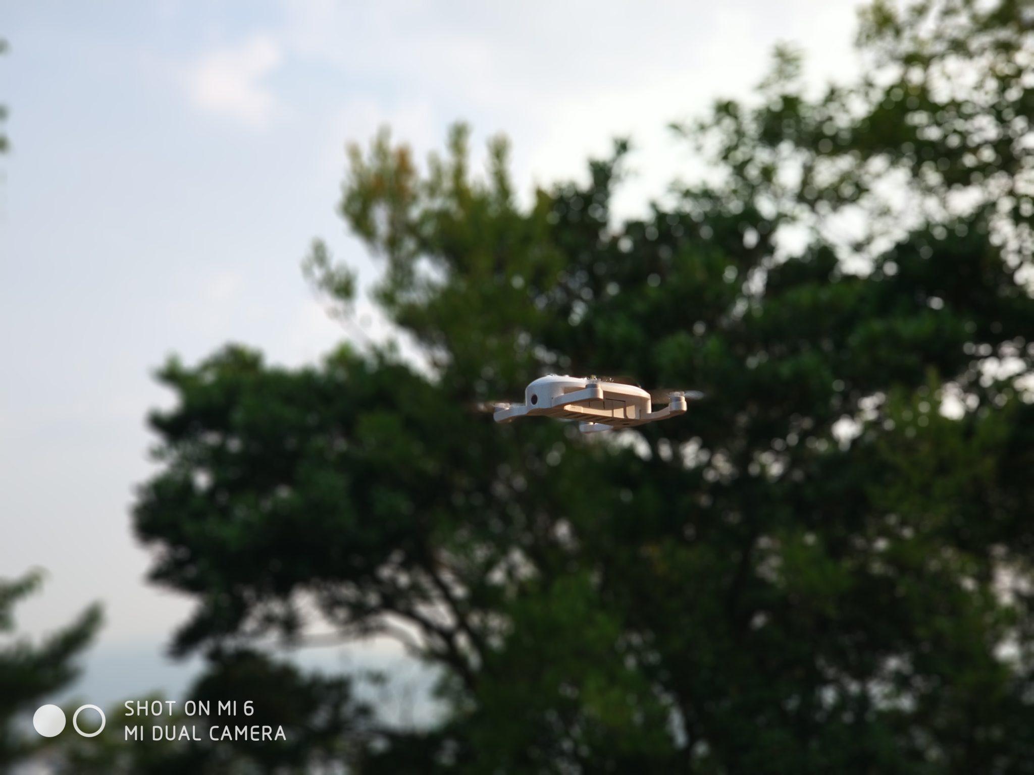 Xiaomi Mi6 デュアルカメラ撮影3