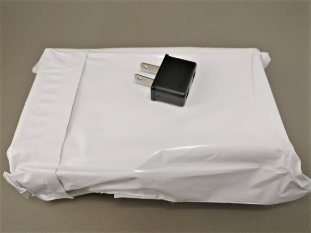 OUKITEL K6000 Plus TOMTOP 梱包 変換アダプタの