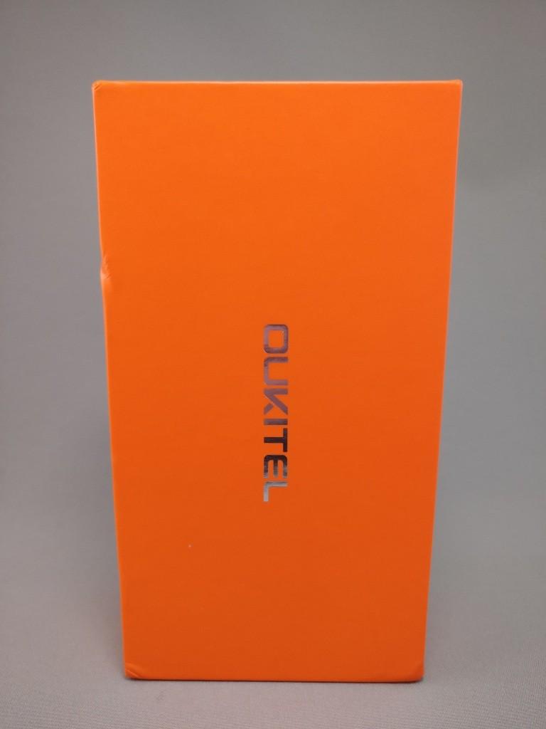 OUKITEL K6000 Plus 化粧箱 表
