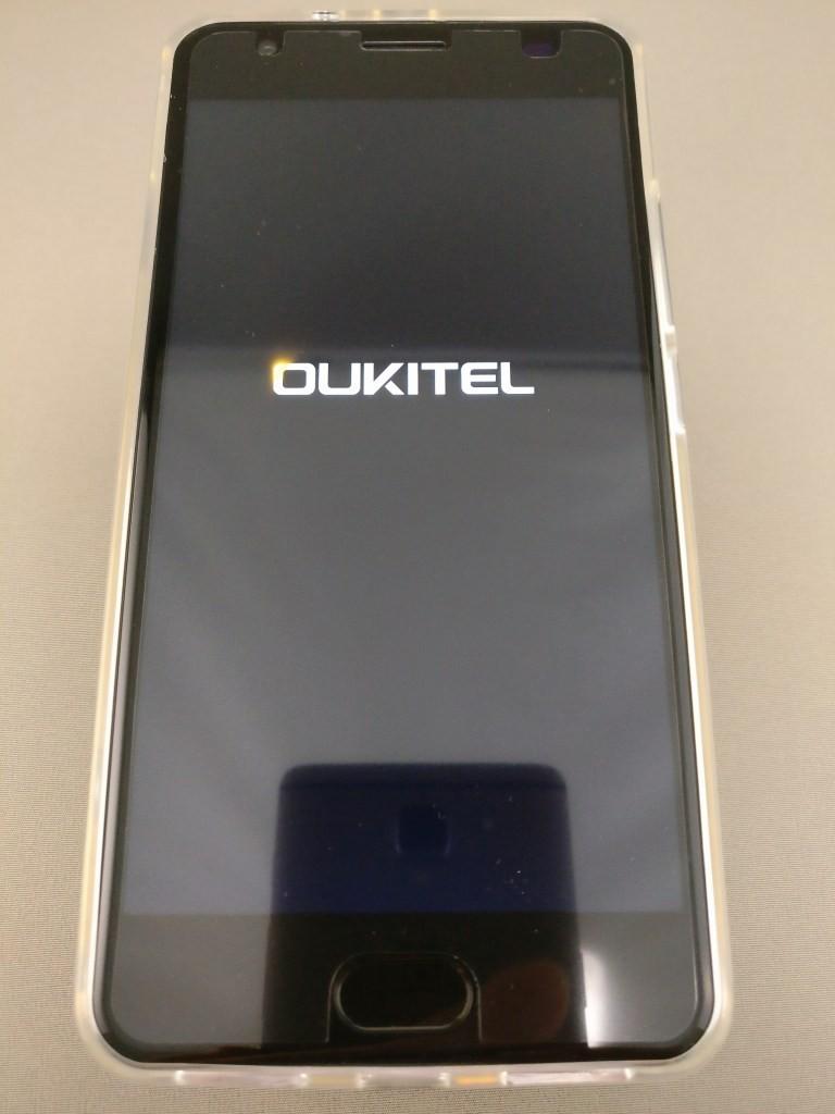 OUKITEL K6000 Plus 起動 5