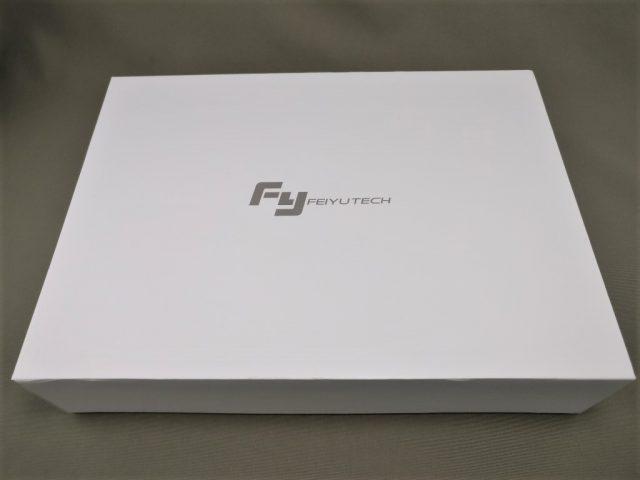 FeiyuTech SPG c 3軸 ハンドヘルド ジンバル スタビライザー 化粧箱 箱