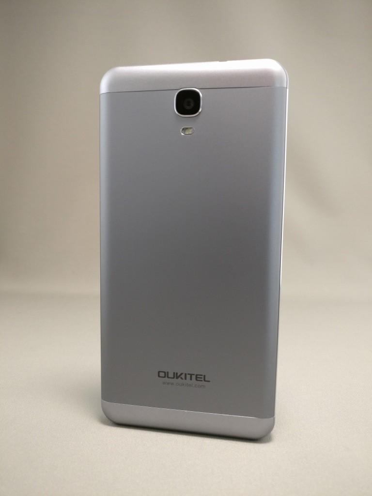OUKITEL K6000 Plus レビュー 6080mAh大容量バッテリー