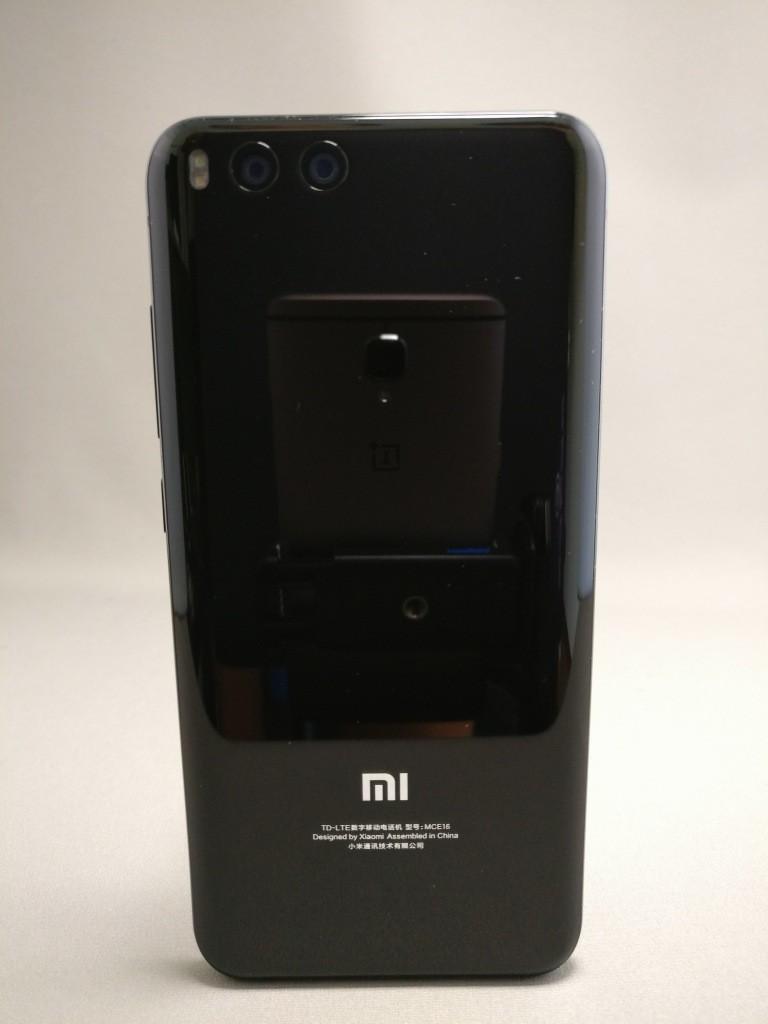 Xiaomi Mi6 裏面5