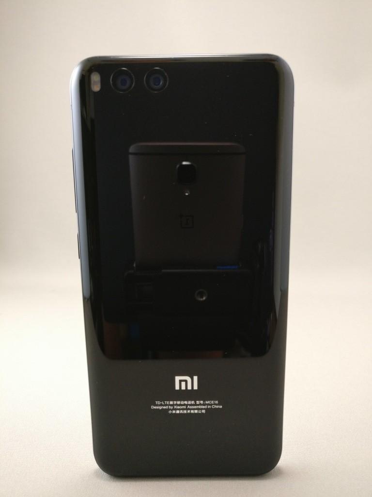 Xiaomi Mi6 裏面12