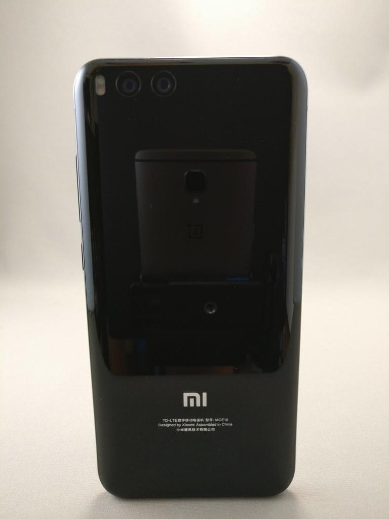 Xiaomi Mi6 裏面14
