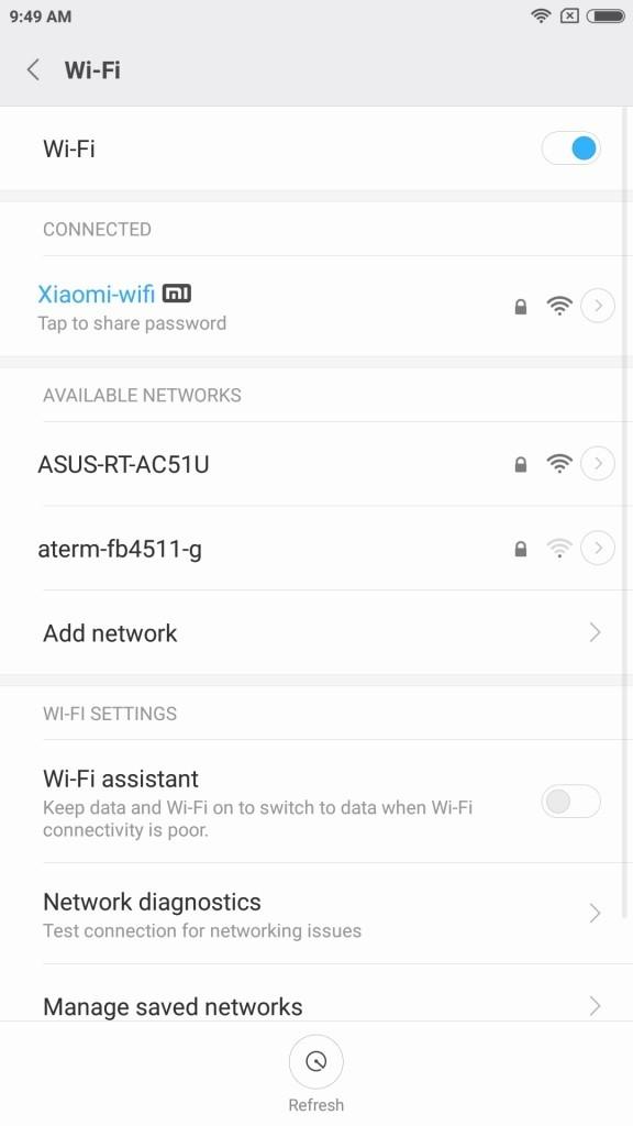 Xiaomi Mi Max 2 English Wifi2