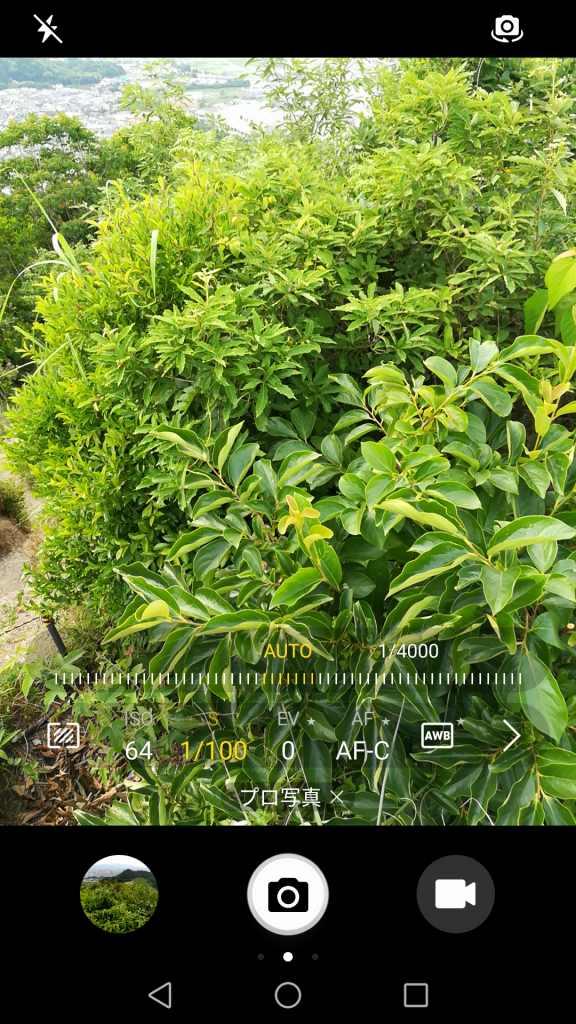 Huawei honor 6X カメラ機能 プロ写真 S