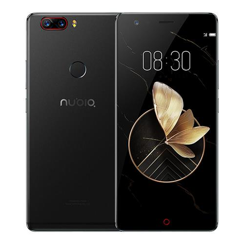 geekbuying ZTE Nubia Z17 Snapdragon 835 BLACK(ブラック)
