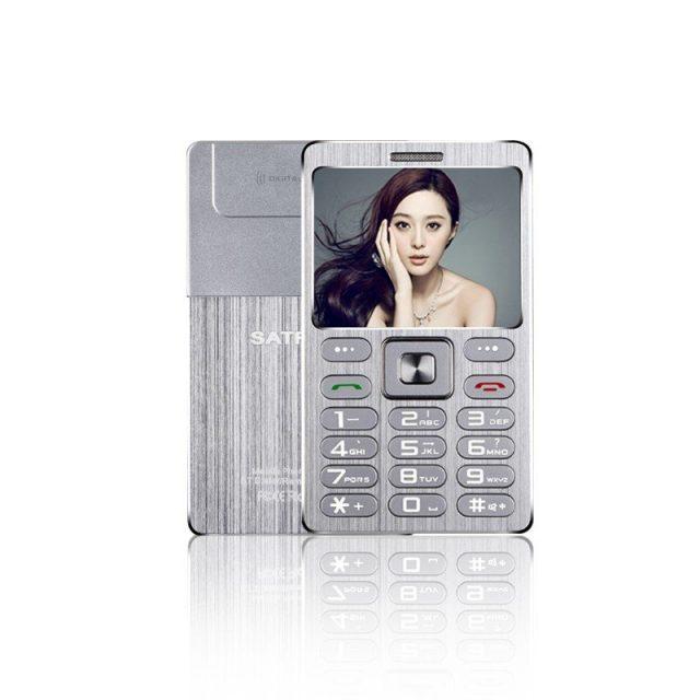 SATREND A10 GSM Mini Card Phone