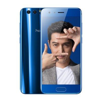 gearbest HUAWEI Honor 9 Kirin 960 2.4GHz 8コア BLUE(ブルー)