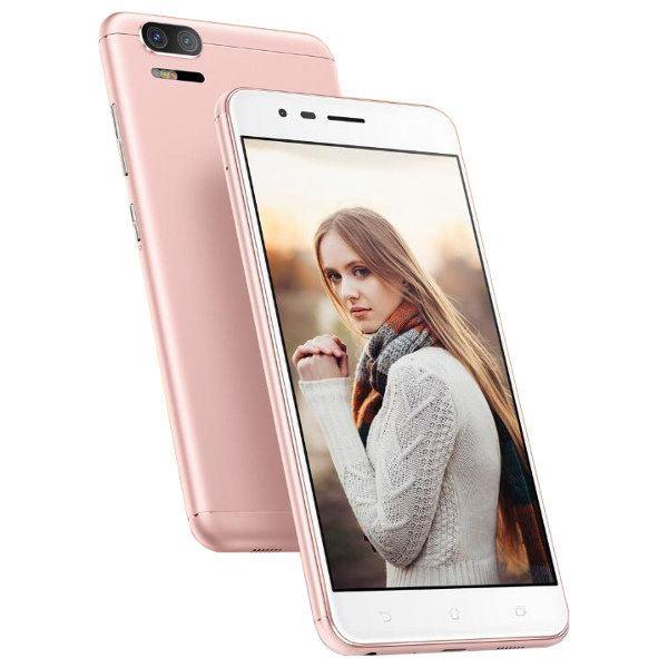 banggood ZenFone Zoom S ZE553KL (ZenFOne 3 Zoom) Snapdragon 625 MSM8953 2.0GHz 8コア ROSE GOLD(ローズゴールド)